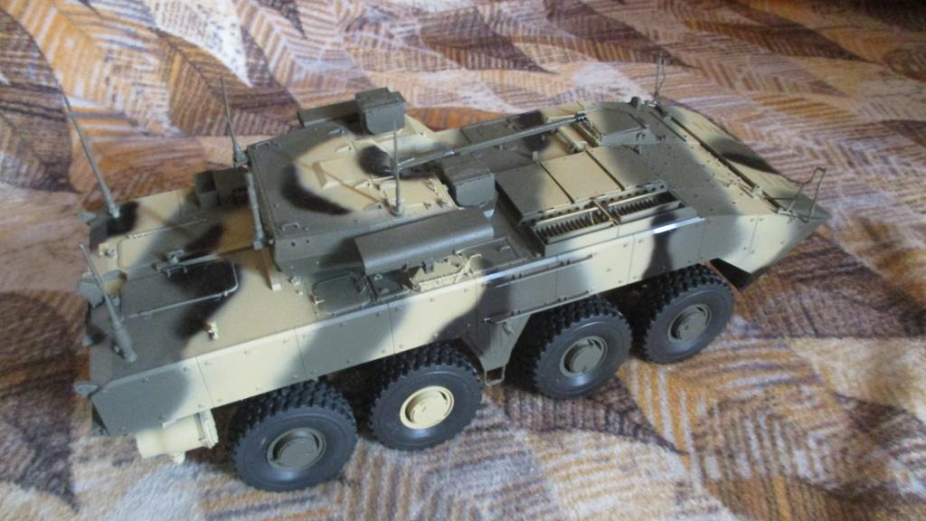 "Боевая машина пехоты ""Бумеранг"" Звезда 1/35 Img_2320"
