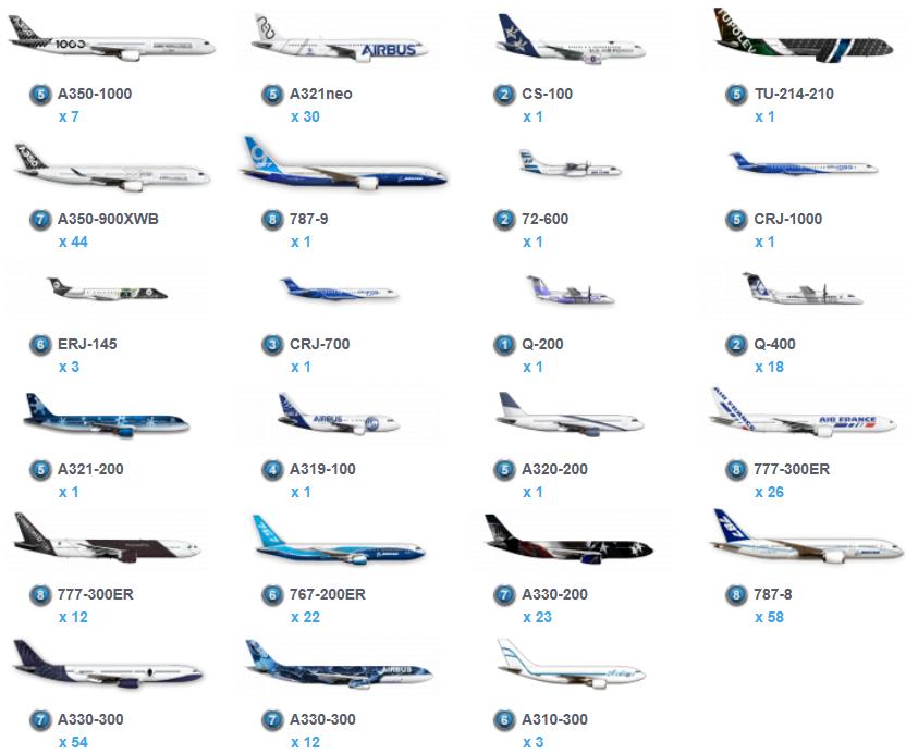 Airlines Painter. Captur20