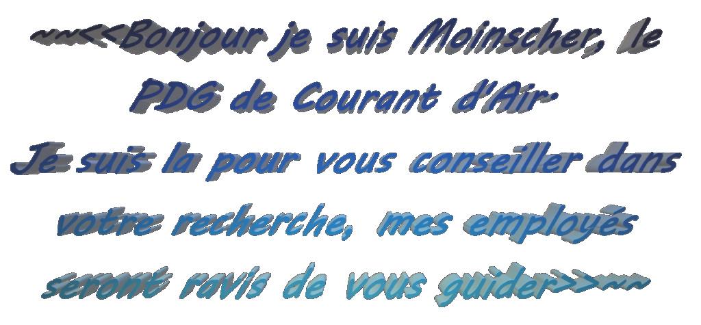Courant D'Air Motdem10