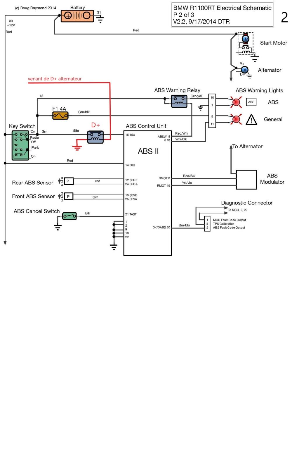 ABS et batterie neuve Circui11