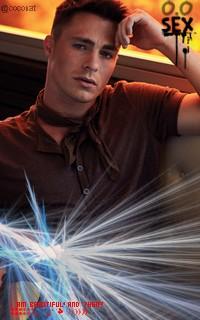 Colton Haynes - avatars 200x320 pixels Vavari10