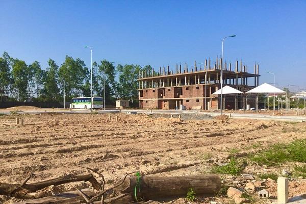 Bán đất nền trung tâm thành phố, sổ đỏ vĩnh viễn giá từ 8 triệu 1 mét vuông Vtp210
