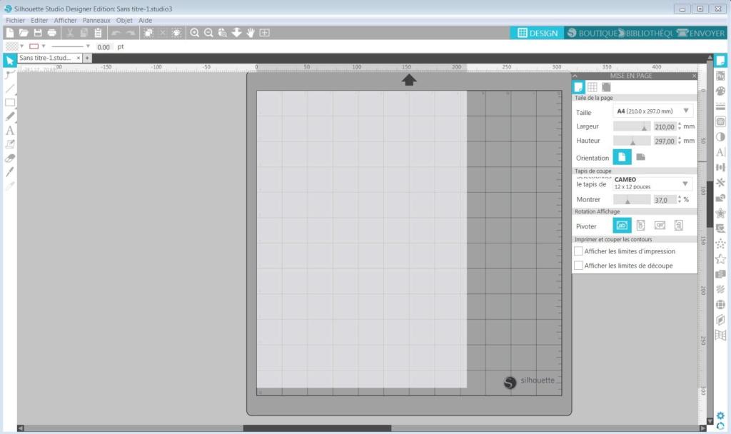 silhouette designer Captur10