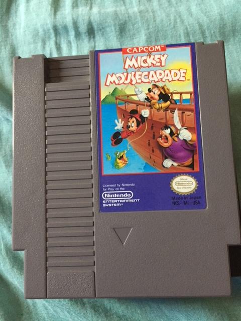 [VEN/ECH] Mickey Mousecapade NES US ECHANGE! Img_0610