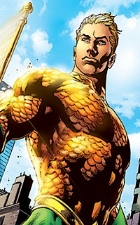 Arthur Curry / Aquaman