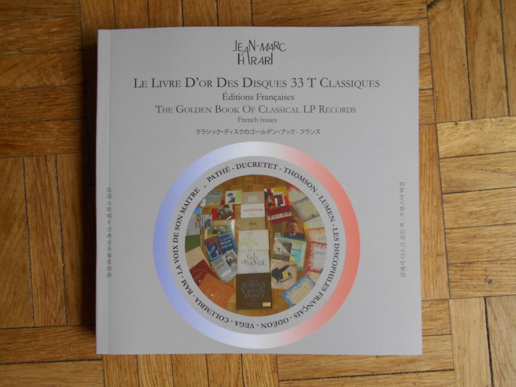 livre - guide référence sur les 33T classiques Couver11