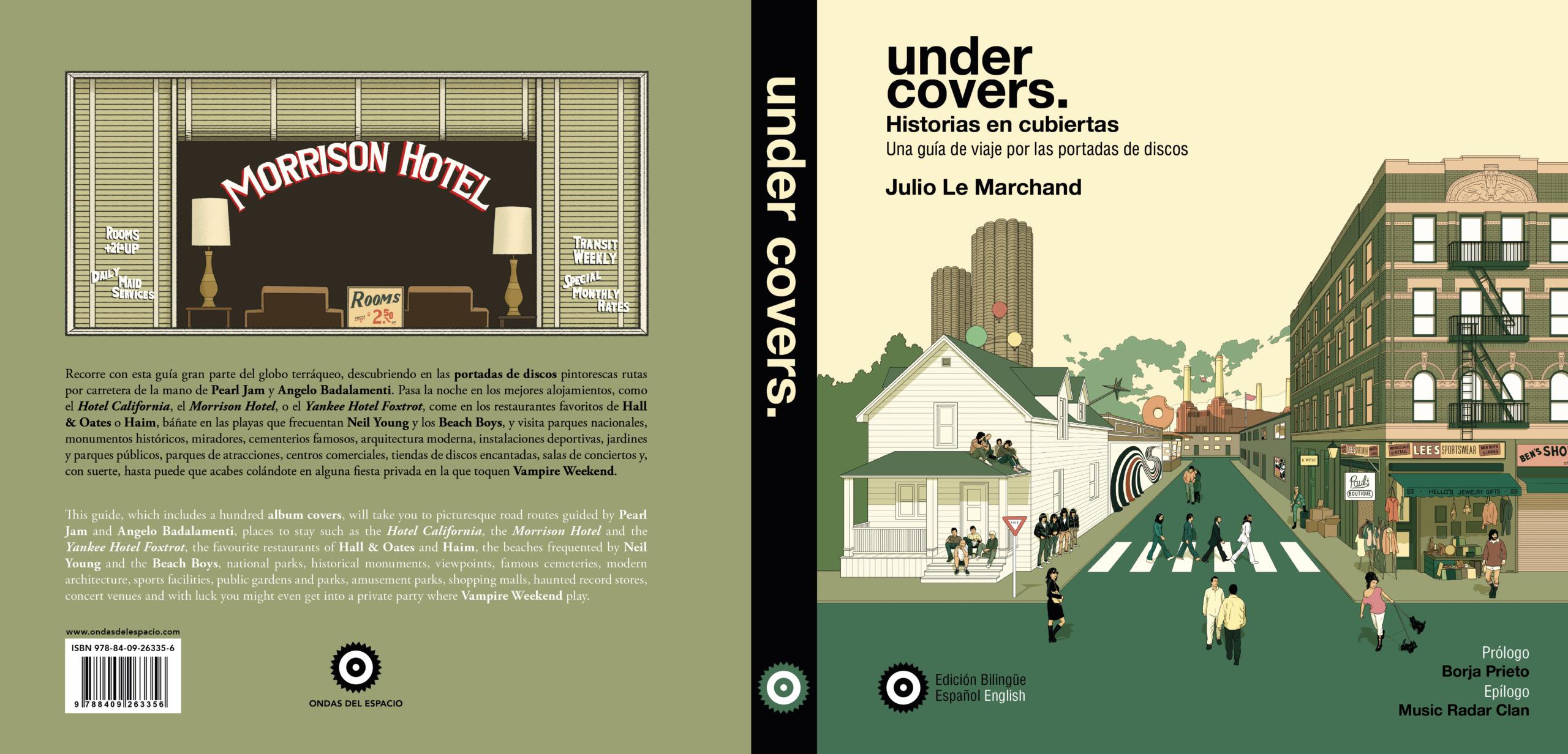 NUEVO LIBRO - Under Covers: Historias en cubiertas (Una guía de viaje por las portadas de discos) - Página 3 Portad12