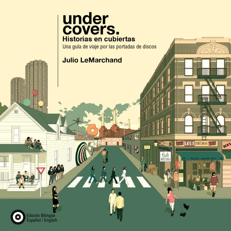 Under Covers ¡Presentación en MADRID! (el libro de las portadas) Prueba12