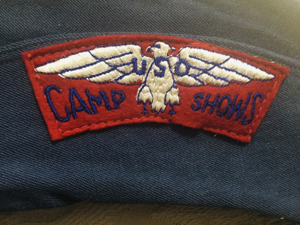 Camp USO shows  1813cf10