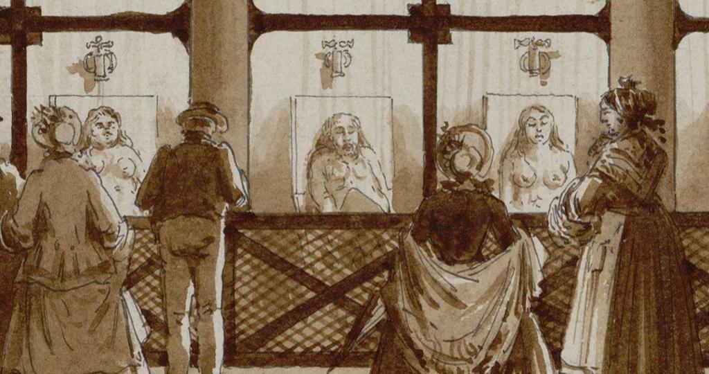 La Morgue de Paris, «musée des suicidés et des assassinés» Export10