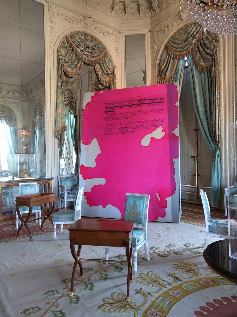 Exposition :  Versailles visible / invisible Vivian10