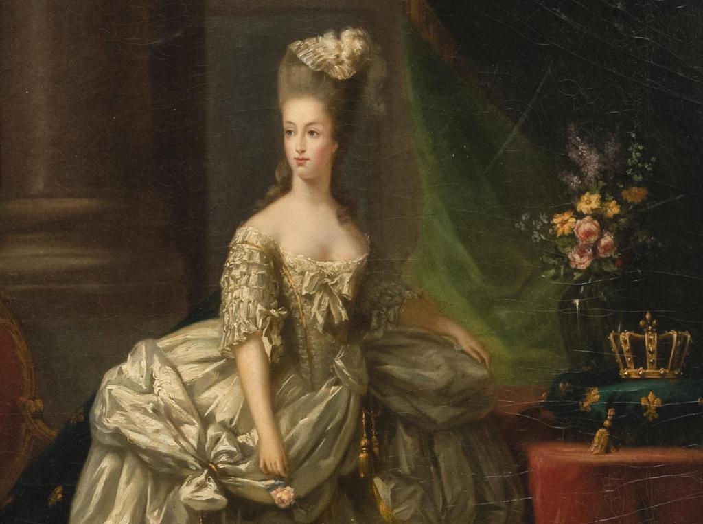 A vendre: portraits de Marie-Antoinette - Page 2 Zz13