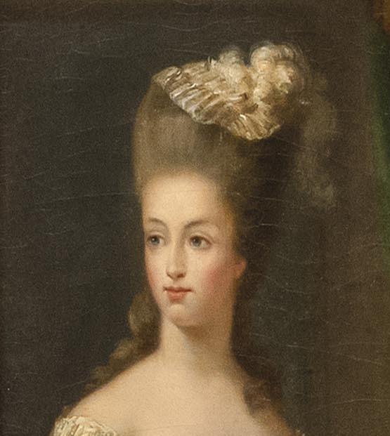 A vendre: portraits de Marie-Antoinette - Page 2 Zz14