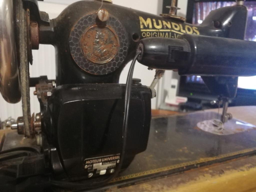 Restauration machine Mundlos original Victoria 115 Img_2011