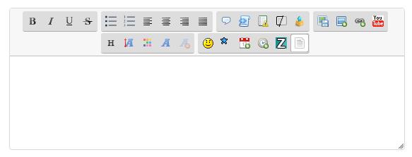 Ajouter les boutons liste à la réponse rapide Apreas11