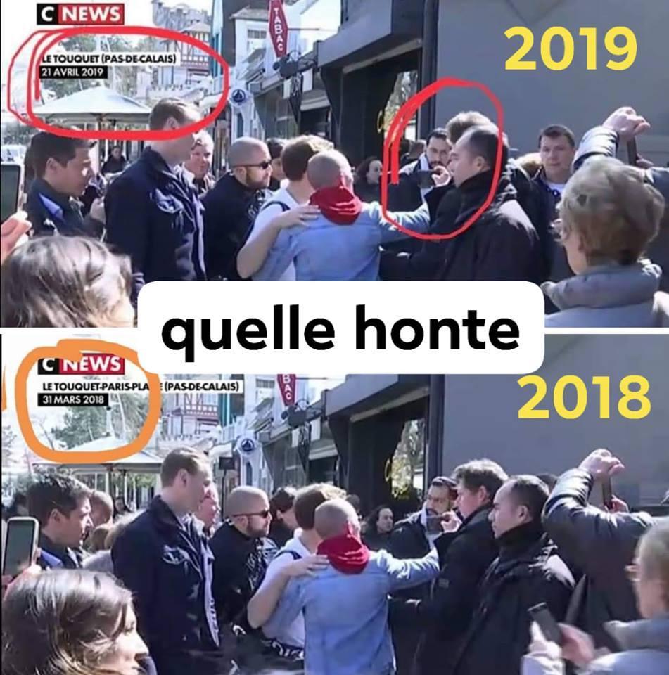 Les Fake news suscitent l'inquiétude Benall10