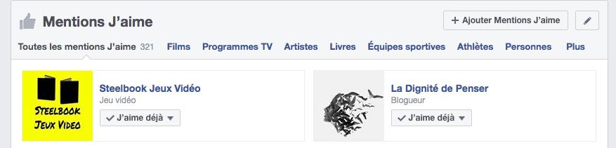 """Problème Bouton """"J'aime"""" Facebook Fb10"""