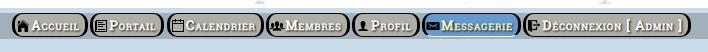 Personnaliser la navbar en CSS Nav210