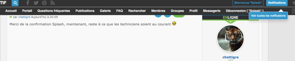 Plus d'affichage des notifications dans la Toolbar Notif_11