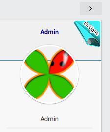 """[ModernBB] Afficher les boutons """"En ligne"""" et """"Hors ligne"""" du forum de support forumactif Online11"""