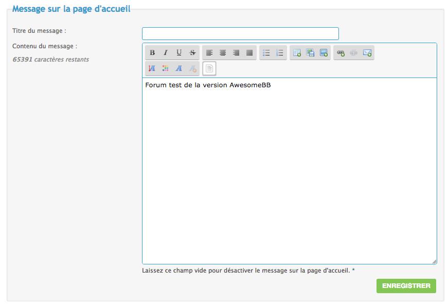 [AWESOMEBB] Modifier le message sur la page d'accueil Sans_t10