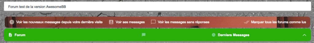 [AwesomeBB] Modifier le message sur la page d'accueil Sans_t11