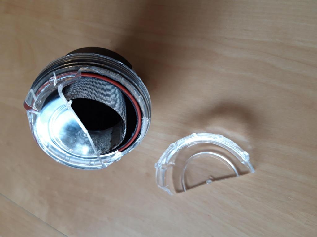 Préfiltre circuit eau douce qui se brise Pic11