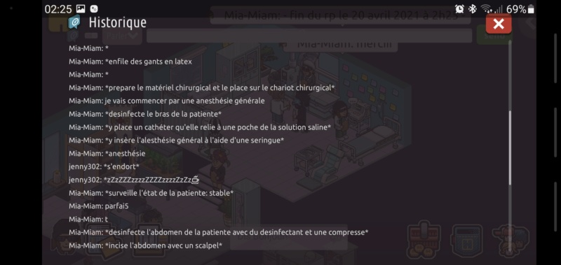 [C.H.U] Rapports d'actions RP de Mia-Miam - Page 4 Scree123