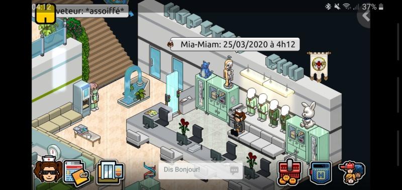 [C.H.U] Rapport d'activité de Mia-Miam  - Page 9 Screen37