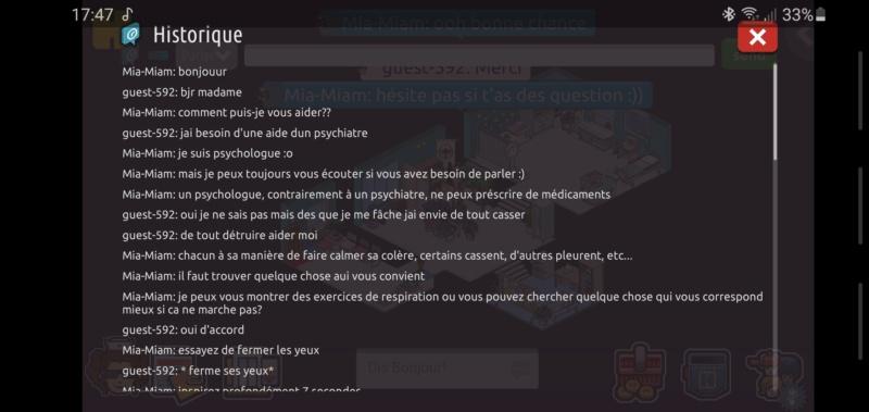 [C.H.U] Rapports d'actions RP de Mia-Miam - Page 3 Screen69