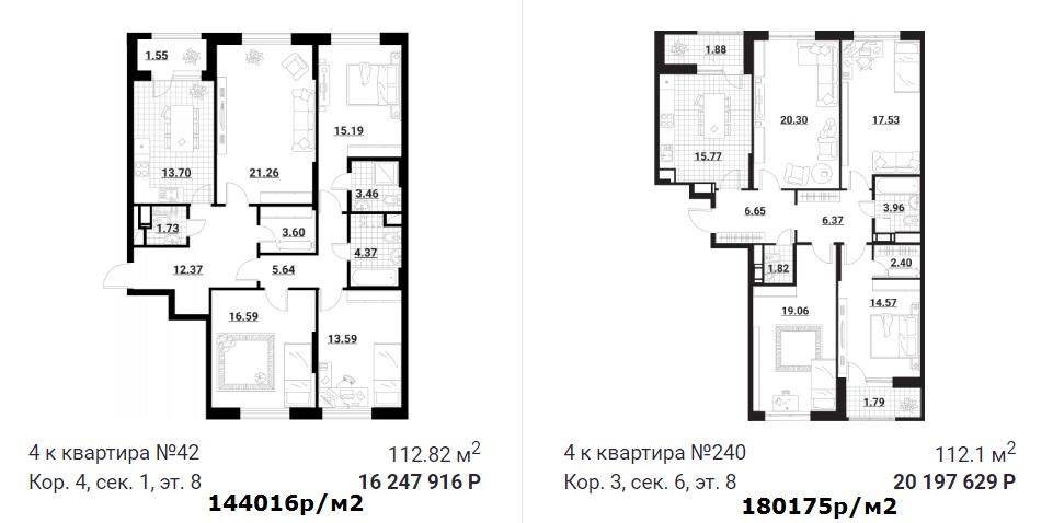 """От 140 и ... - составляем хронологию роста стоимости квартир в ЖК """"Нормандия"""" - Страница 13 Aa10"""