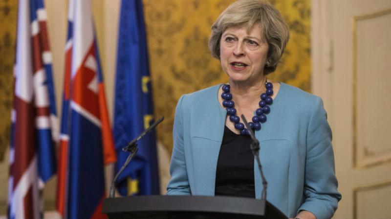 """[EFE] """"La presión por la negociación del Brexit se lleva a Theresa May del cargo de Primera Ministra y se convocan nuevas elecciones en Reino Unido"""" Minist11"""