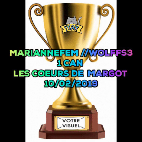 trophees can du 10.02.2019 Giphy10