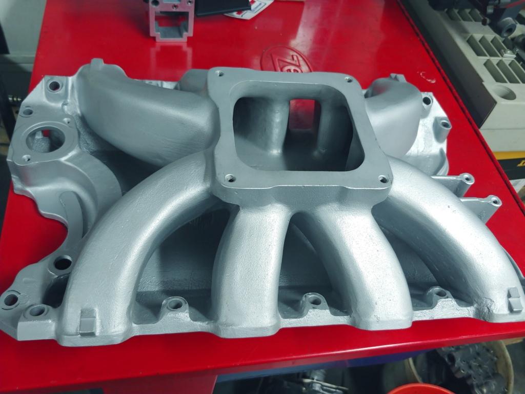 Motorsport A460 intake 20201210