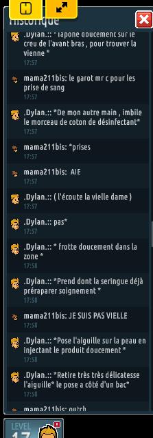 ★ {C.H.U } Rapports d'actions RP de {Dylan}★ - Page 7 Capt1099