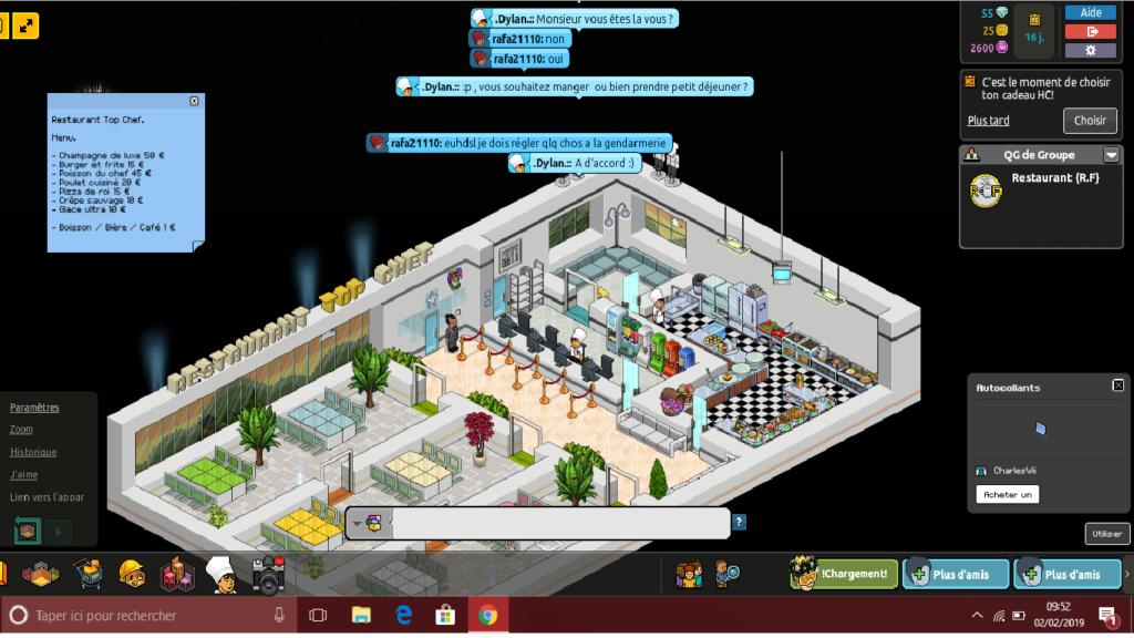 ★ [Restaurant ] ]Rapports d'activités de [.Dylan.:] ★ Sans_t20