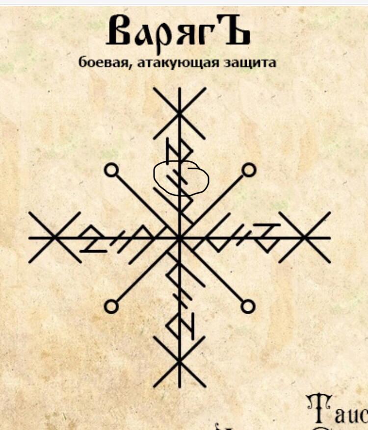 ВАРЯГЪ (боевая, атакующая защита)  15547910