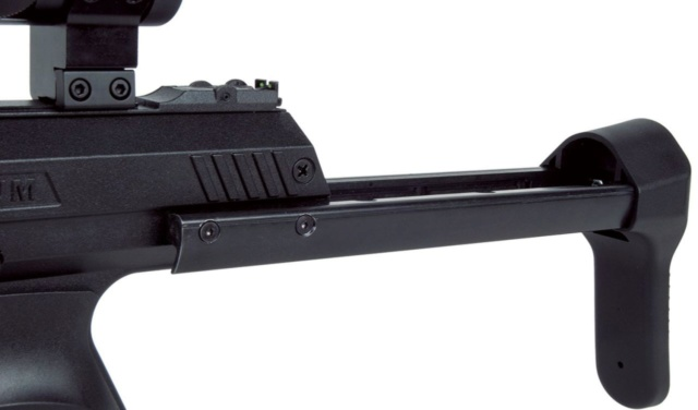 Crosman pistolet Trail NP Mark II NP 4.5 mm (.177) - Page 2 0111