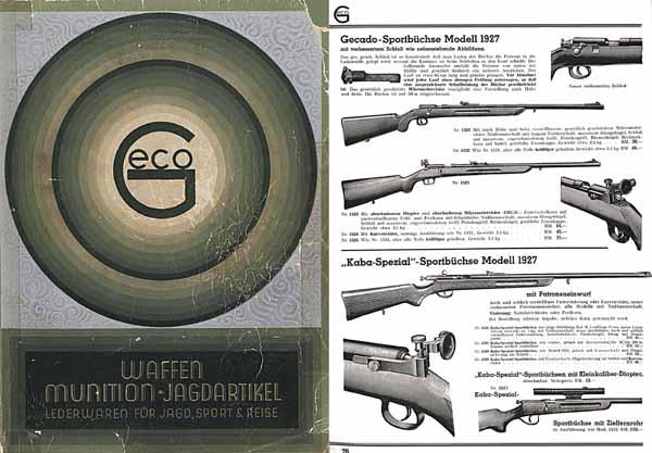 Carabine 6mm KABA, ça vous parle ? Geco-c10