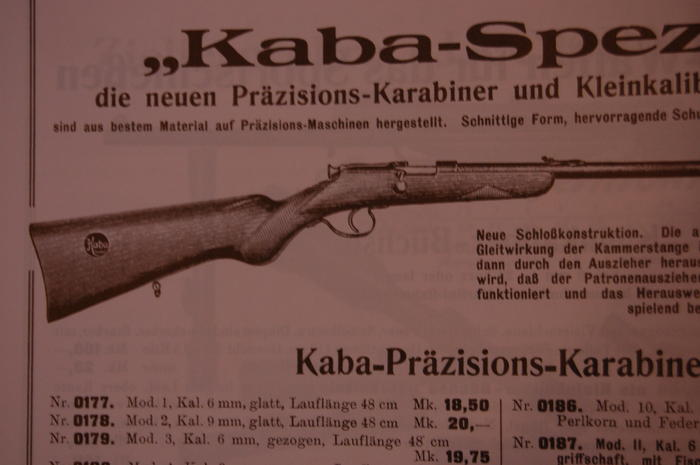 Carabine 6mm KABA, ça vous parle ? Kaba_611