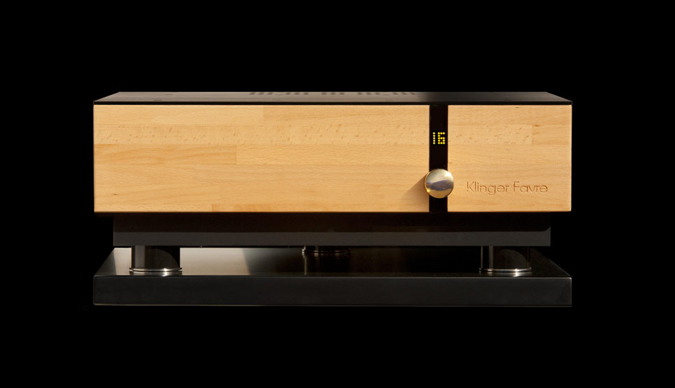 L'ampli Master de Klinger Favre Ampli-12