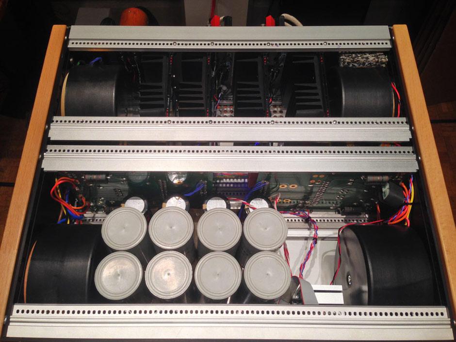14 décembre, en 2014 naissait l'amplificateur KF Master Master12