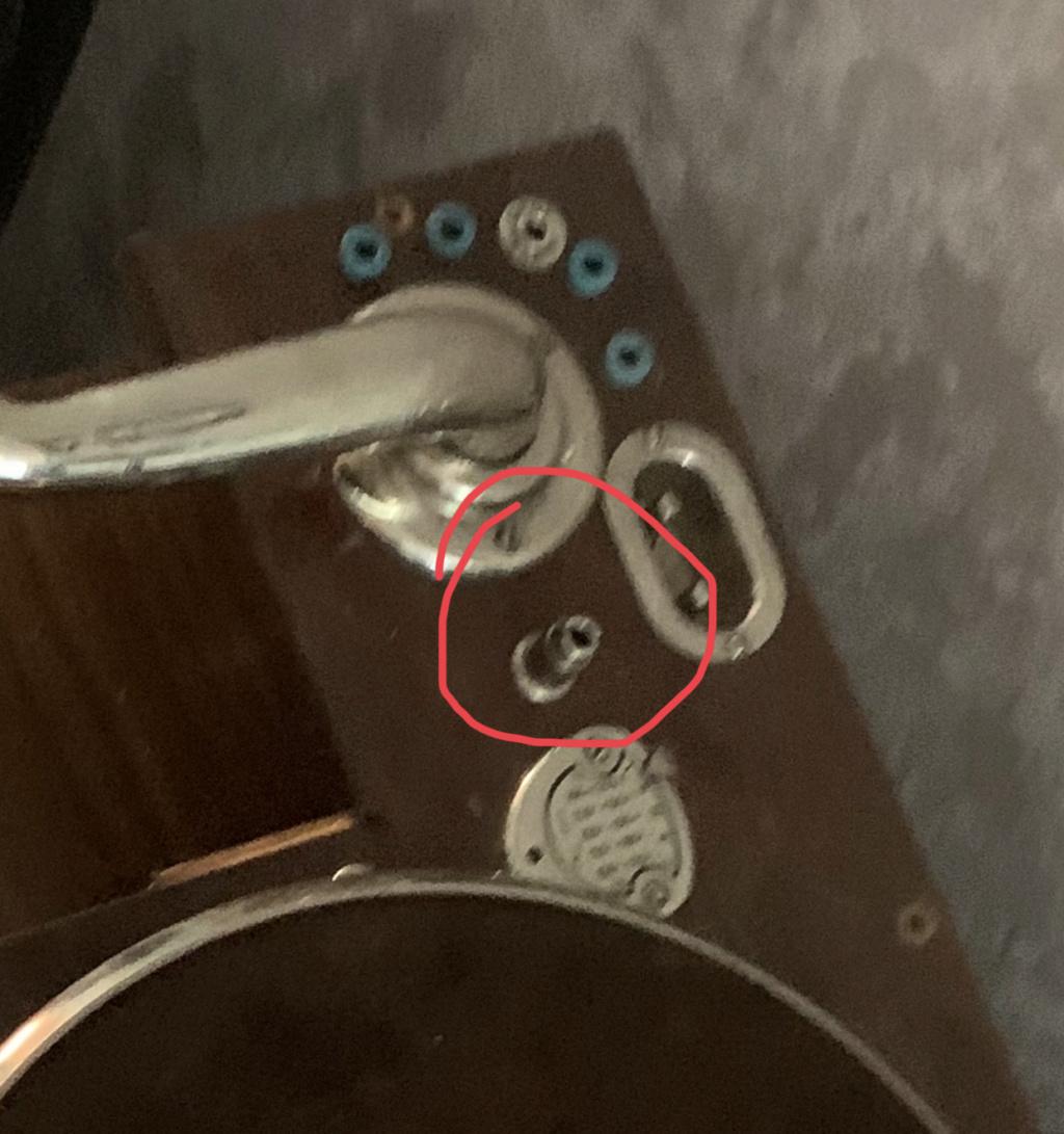 Прошу помощи в ремонте эл-мех патефона Dual 1269d410