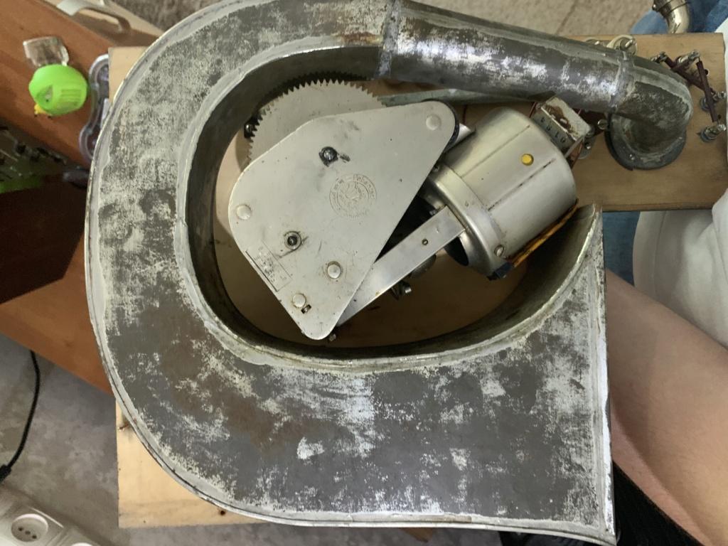 Прошу помощи в ремонте эл-мех патефона Dual A020c710