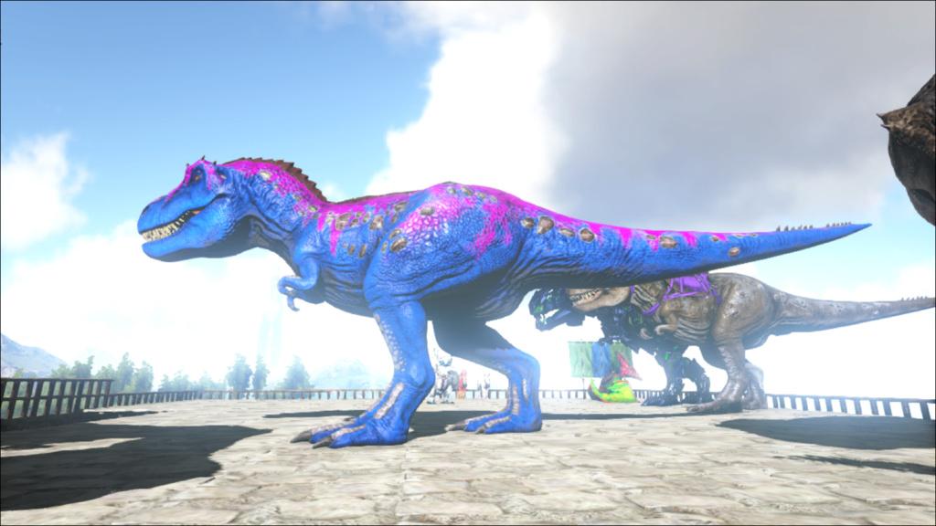 Blue Rex Screen10