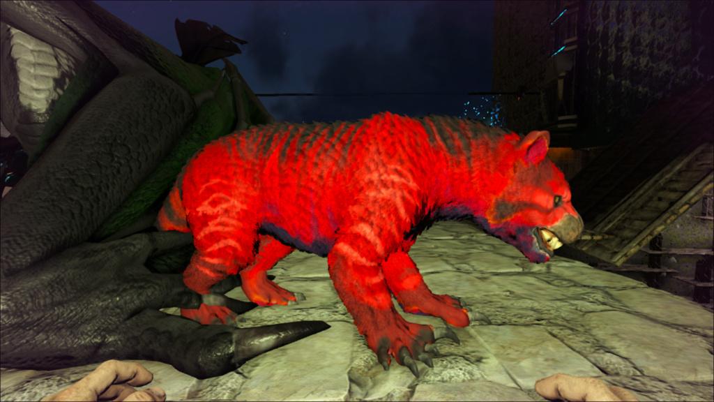 Blue/red/Magneta thylas :D Screen12