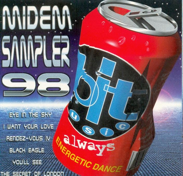 MIDEM SAMPLER 98 (1997) BIT MUSIC Caratu10