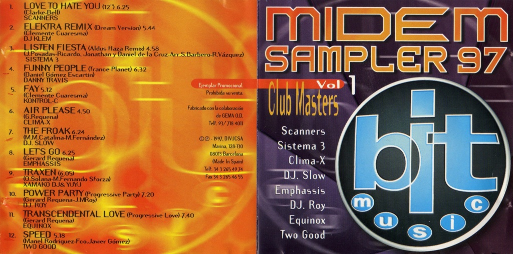 MIDEM SAMPLER 97 (1997) BIT MUSIC File0010