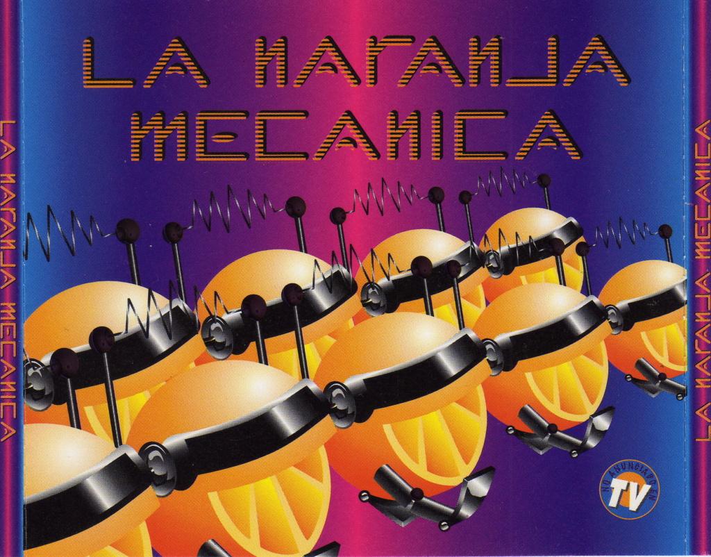 LA NARANJA MECANICA (1994) render music  Front10