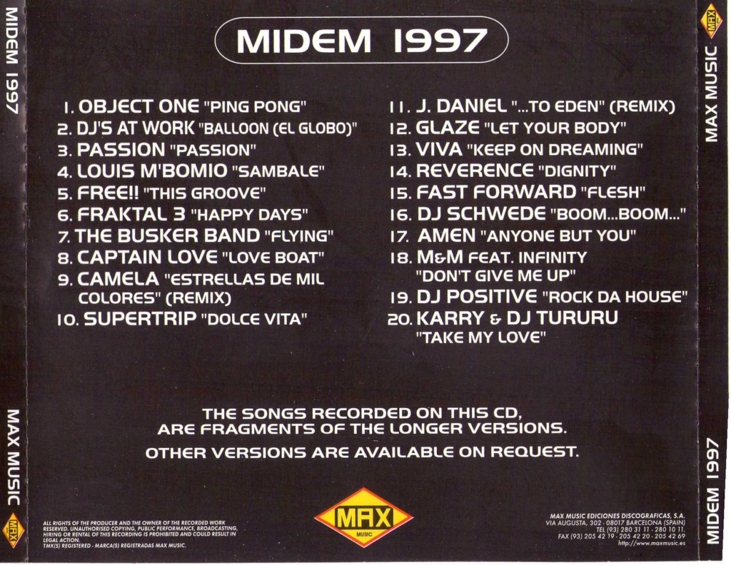 MIDEM 97 (1997) MAX MUSIC Img02310